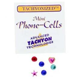 Tachyonizované telefonní minibuňky