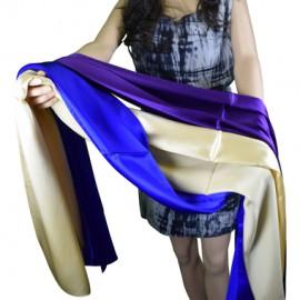 Tachyonizovaný hedvábný šátek 85